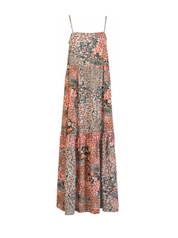 Jasmine floral dress