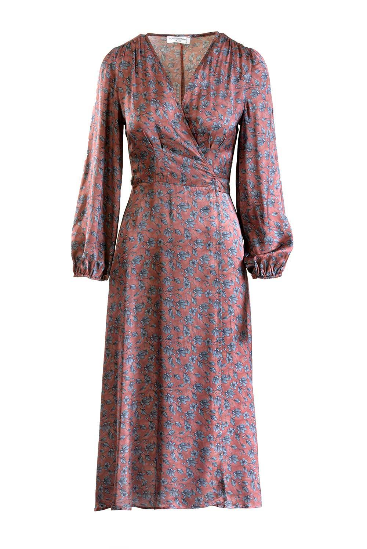 Stephanie floral dress