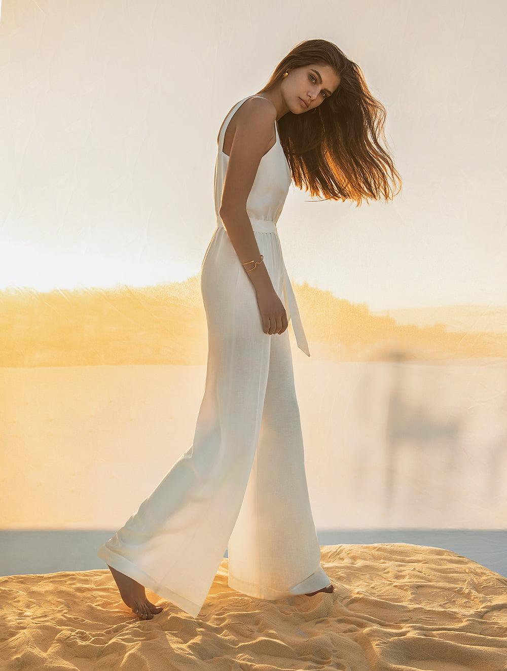 Eugenia jumpsuit
